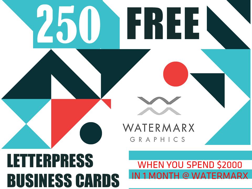 Business Cards Archives - Watermarx Graphics